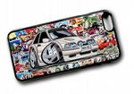 Koolart STICKERBOMB STYLE Design For Retro Mk4 Escort RS Turbo RST Hard Case Cover Fits Apple iPhone 6 & 6s
